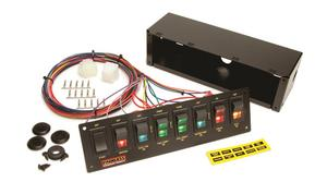 Painless Wiring 50202 8-Switch Panel