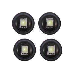 CIPA Mirrors 93187 EVO LED Lighting Strobe Kit