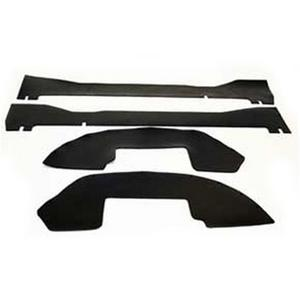 Daystar PA6742 Frame/Body Gap Guard Fits 04-14 F-150