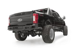 Fab Fours FS17-W4150-1 Premium Rear Bumper