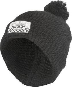 Fly Racing Adult Beanie Hat Drift Black
