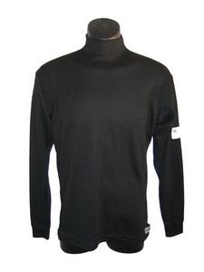 PXP RACEWEAR Medium Black Long Sleeve Underwear Top P/N 113