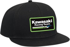 Factory Effex Kawasaki Youth Snap Back Hat Black 19-86112