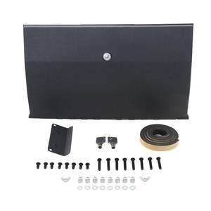 Smittybilt 812201 Vaulted Glove Box Door Fits 97-06 TJ Wrangler