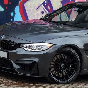 """19"""" HRE FF15 FLOW FORM BLACK CONCAVE WHEELS RIMS FITS BMW X4"""