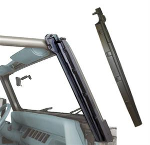 Rampage 69998 Windshield Upright Inserts Fits 87-95 Wrangler