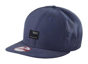 Troy Lee Designs 2017 Stealth Snapback Hat Dark Gray Mens One Size