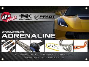 AFE Filters 40-10156 aFe Power Banner