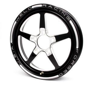 Weld Racing Alumastar 2.0 Wheel 1-Piece 15x3.5 in 5x4.75 in BC P/N 88B-15274