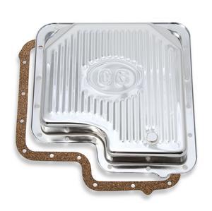 Mr. Gasket 9756CMRG Automatic Transmission Oil Pan