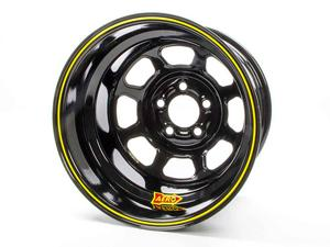 AERO RACE WHEELS 51-Series 15x8 in 5x4.75 Black Wheel P/N 51-184730