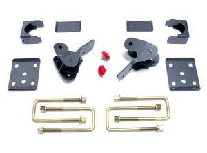 MaxTrac Suspension 303140 Axle Flip Kit Fits 04-08 F-150