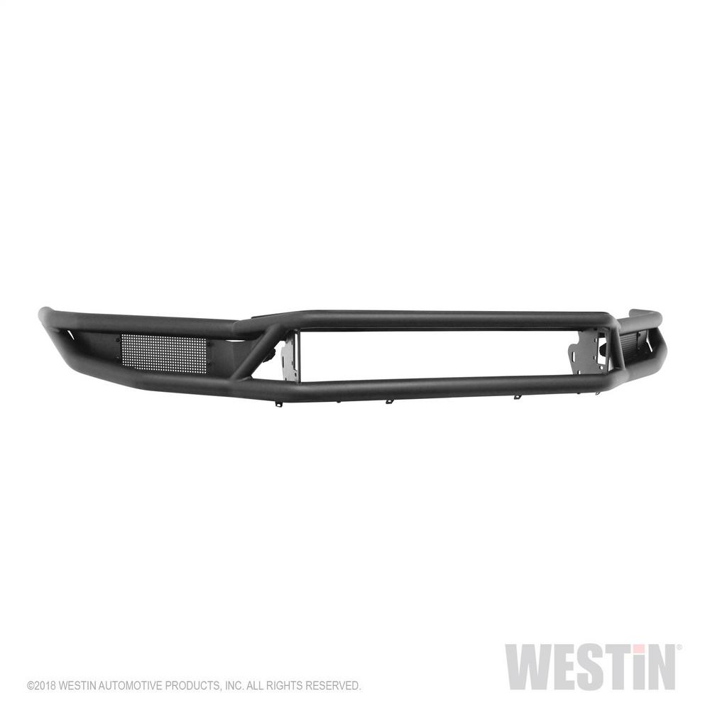 Westin 58-61065 Outlaw Front Bumper Fits 18-19 F-150
