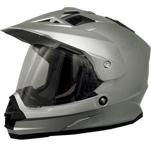 AFX 0132-0574 Helmet Peak with Screws for FX-39DS Dual Sport - Pearl White