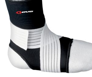EVS AS14 Ankle Stabilizer (Black, Small 6-8)