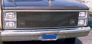 T-Rex 1981-1987 Chevy/GMC PU  BILLET ALUMINUM POLISHED Grille