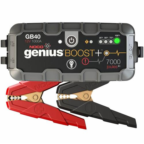 MSD Ignition GB40 NOCO Genius Boost+ Jump Starter
