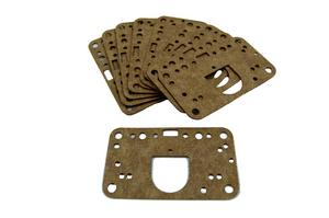 ADVANCED ENGINE DESIGN Holley Carburetor Metering Block Gasket 10 pc P/N 5829