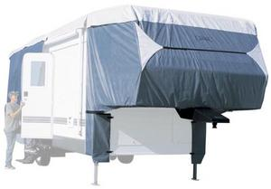 Classic Acc. RV Cover PolyPRO  For 5th Wheel Trailers 20' -23 Ft L x up to 122""