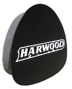 HARWOOD 7 in Tall x 8-1/4 in Wide Triangular Openings Hood Scoop Plug P/N 1996