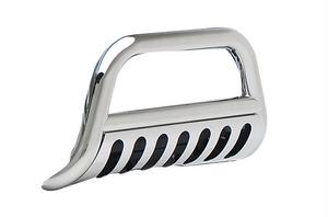 Smittybilt 51032 Grille Saver Stainless
