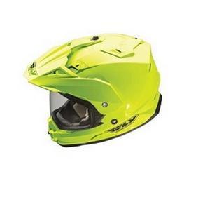 Fly Racing 73-3113 Visor for Trekker Helmet- High Vis Yellow