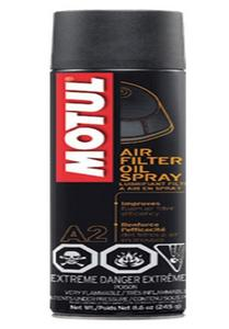 Motul 103248 Air Filter Oil Spray - 8.6oz.