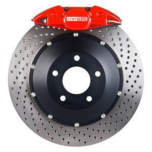 StopTech 83.836.0023.72 StopTech Big Brake Kit Fits 02-15 9-2X Forester Impreza