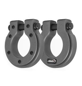 All Sales 8804AM-2 Demon Hook Round D-Ring