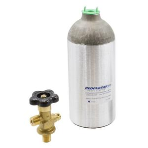 AutoMeter AB25V Carbon Dioxide System Bottle