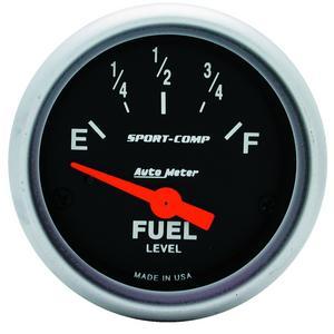 AutoMeter 3317 Sport-Comp Electric Fuel Level Gauge