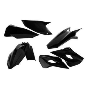 Acerbis 2393440001 Plastic Kit - Black