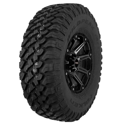 2-Falken Wildpeak MT LT245/75R16 120/116Q E/10 Ply Tires
