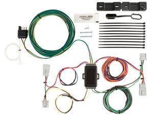 Blue Ox BX88324 EZ Light Wiring Harness Kit Fits 09-11 Fit