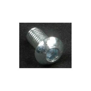 Bolt MC Hardware 024-40620 Button Head Allen Bolts - M6 x 1.0 x 20