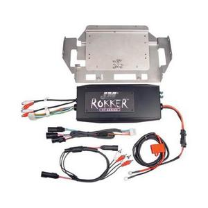 J&M JAMP-500HC14-SGP Rokker Series 500W Amplifier Kit - Fairing Speaker/Rear Amplifier