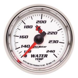 AutoMeter 7132 C2 Mechanical Water Temperature Gauge