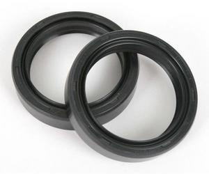 Parts Unlimited 0407-0333 Front Fork Seals - 45.5mm x 62mm x 7.5/10mm