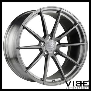 "20"" VERTINI VS FORGED VS01 CONCAVE WHEELS RIMS FITS HYUNDAI GENESIS COUPE"