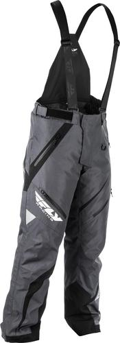 Fly Racing SNX Pro Pants Black/Gray (Black, X-Large)