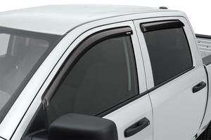 Stampede 6184-59 Tape-Onz Sidewind Deflector 4 pc. Fits 09-14 F-150
