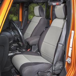 Rugged Ridge 13215.09 Custom Neoprene Seat Cover Fits 11-18 Wrangler (JK)