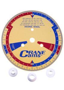 Crane Degree Wheel 9-1/2 in Diameter P/N 99162-1