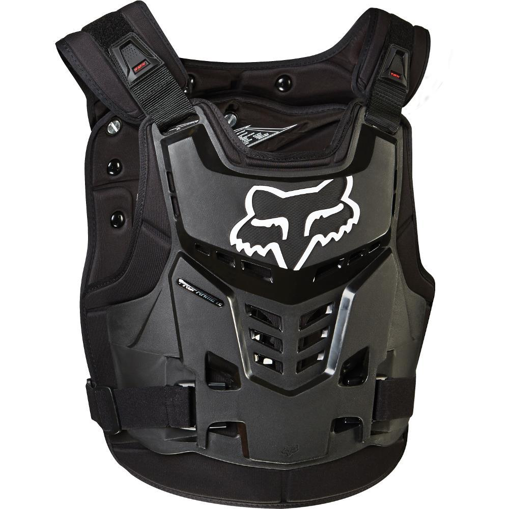 Fox Proframe LC Roost Deflector (Black, Large - X-Large)