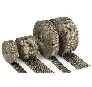 Cycle Performance CPP/9053-100 Exhaust Pipe Wrap - 2in. x 100ft. - Metallic
