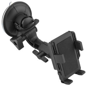 PanaVise 15508 Portagrip Universal Phone Holder with Premium Suction Cup Mount - 809