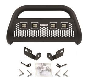 Go Rhino 55184LT RHINO Charger 2 RC2 LR Complete Bull Bar Kit