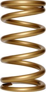"LANDRUM SPRINGS 5.5"" OD x 9.5"" Long 900 lb Gold Conventional Spring P/N E900"
