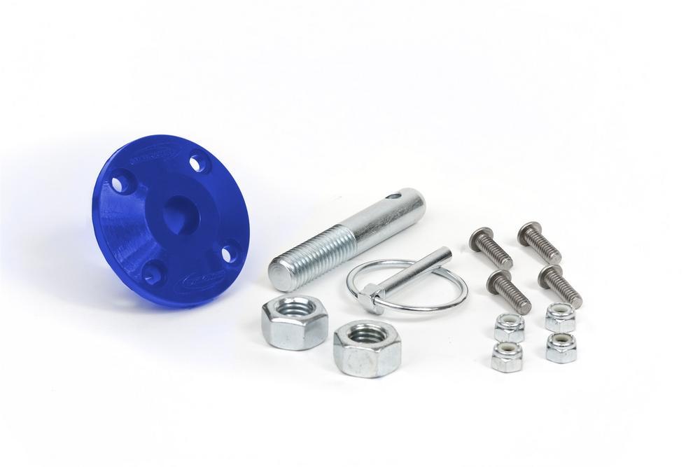 Daystar KU71104RB Hood Pin Kit