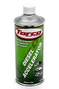 Torco 32.00 oz Diesel Accelerator Fuel Additive P/N F500020TE